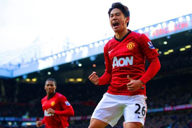 4-3-3 May Be Shinji Kagawa's Only Hope at Manchester United
