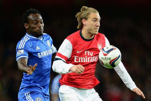 Nicklas Bendtner Told to Leave Arsenal by Denmark Manager Morten Olsen