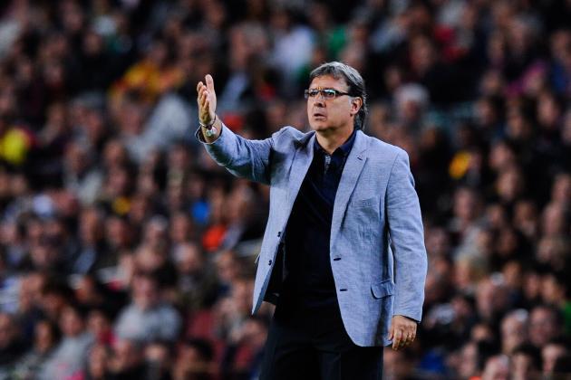 Comparing Tata Martino's Barcelona to Tito Vilanova's Last Season