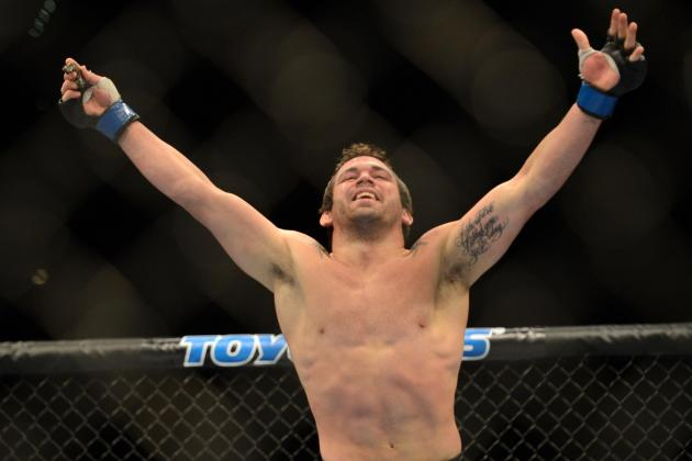 Jamie Varner Injured, out of UFC on Fox 9 Matchup with Pat Healy