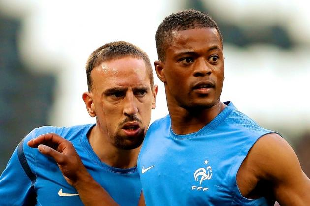 France's Patrice Evra Is a Survivor and Is Aiming for World Cup Redemption