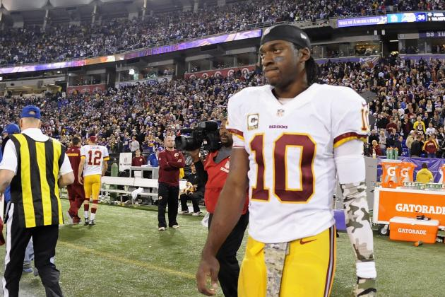 Redskins Leaning on Last Year's Streak for Hope