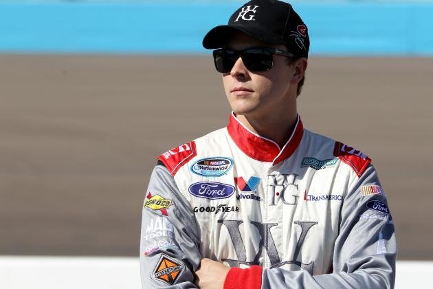 NASCAR's Trevor Bayne Explains Choice to Race After Multiple Sclerosis Diagnosis