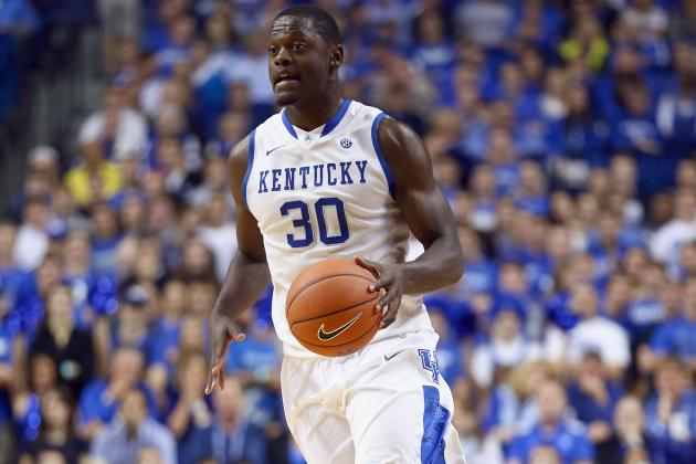 Julius Randle Downplays Andrew Wiggins, NBA Draft Ahead of Champions Classic