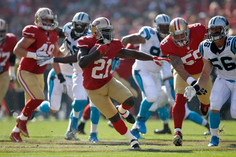 San Francisco 49ers: How Much Does Frank Gore Have Left in the Tank?