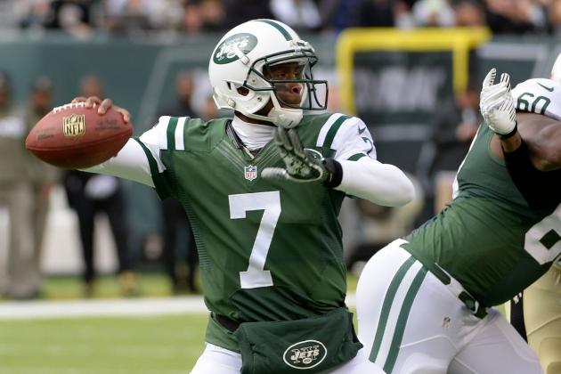 Geno Smith Is the Key to the Jets' Playoff Hopes