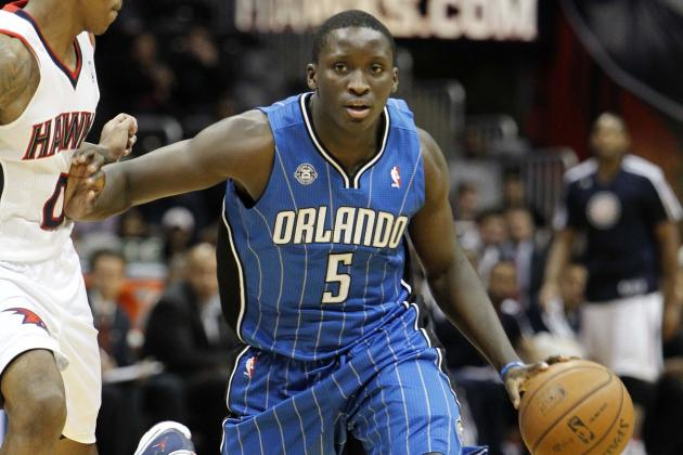 Victor Oladipo Is Embracing the Challenges of Handling the Basketball