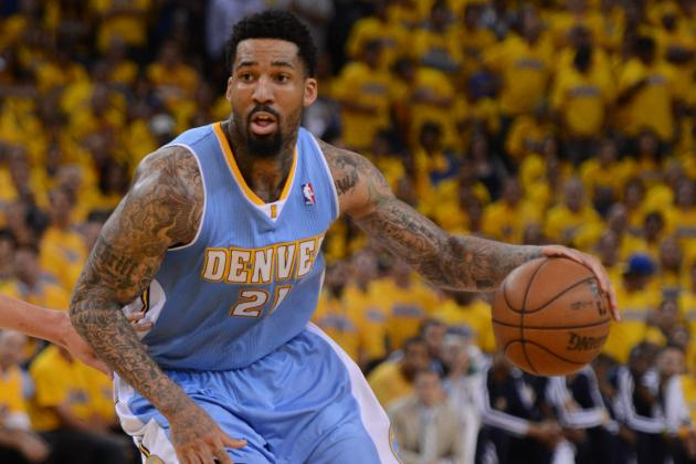 Nuggets' Wilson Chandler Doesn't Play vs. Jazz but Is Getting Closer