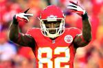 Chiefs' WR Bowe Arrested for Drug Possession, Speeding