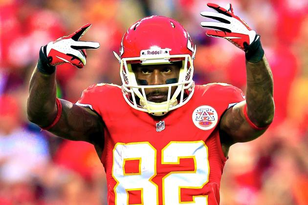 Updates on Dwayne Bowe's Arrest for Possession of Marijuana and Speeding