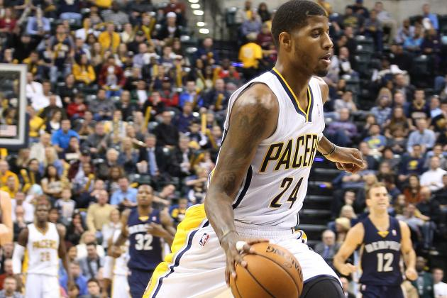 Roy Hibbert Says Paul George Can Surpass Reggie Miller's Pacers Legacy