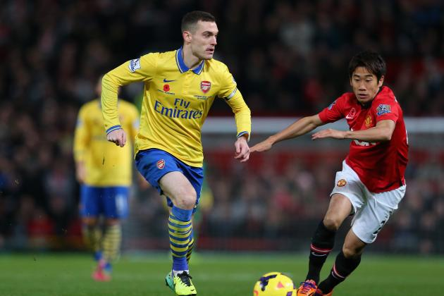 Thomas Vermaelen Proves Arsenal's Growing Team Spirit