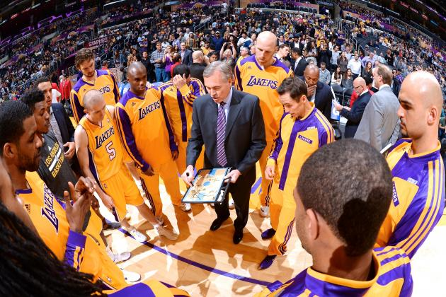 Los Angeles Lakers Leaning on Role Players a Dangerous Game to Play