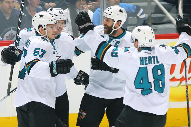 Sharks' Thornton Undervalued as a Leader