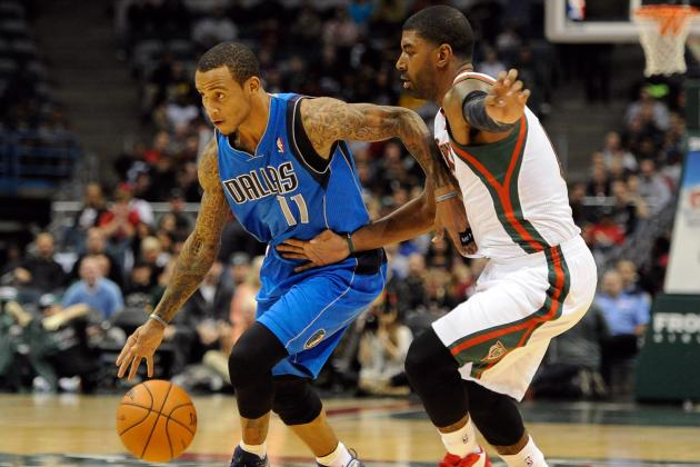 Monta Ellis Not Rattled by Boo Birds in Milwaukee Return
