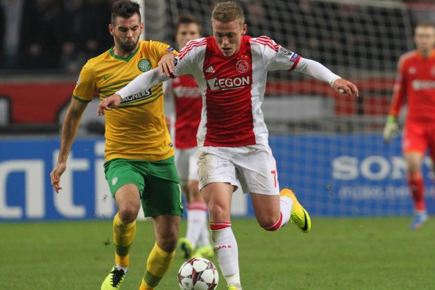 Ajax Fined £21,000 for Fans' Actions During Champions League Match vs. Celtic