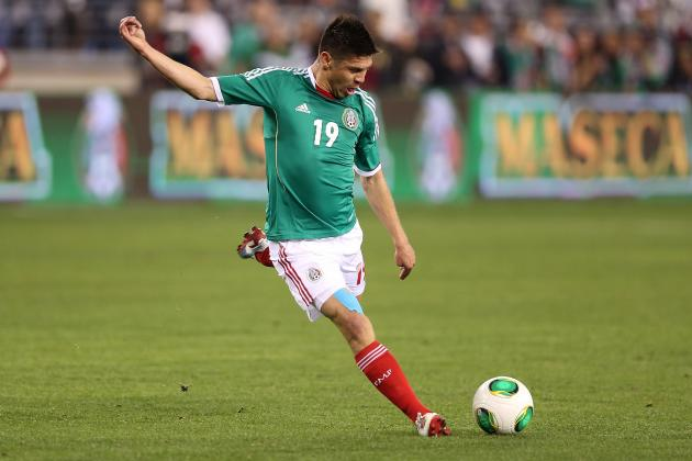 Mexico vs. New Zealand: Date, Time, TV Info and Preview