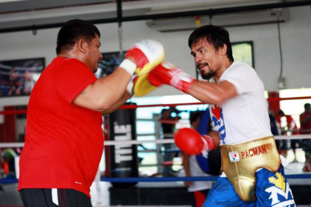 Pacquiao vs. Rios: Pac-Man Will Prove That He Is Still Elite