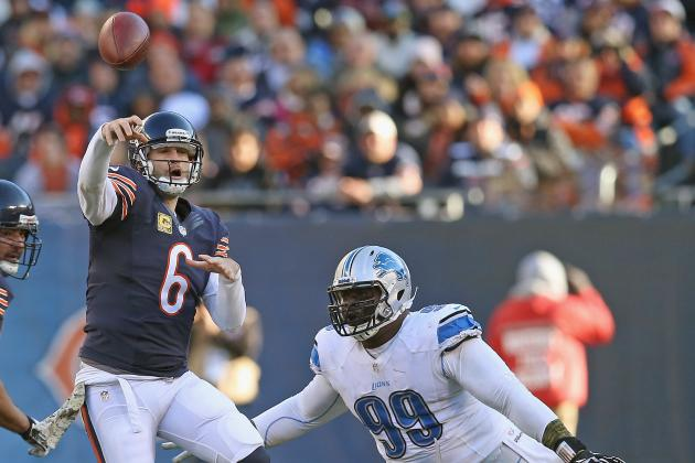 Cutler vs. McCown Is Easy Decision for Bears