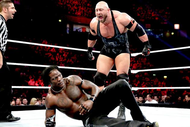 WWE Raw Results: Biggest Winners and Losers After Nov. 11