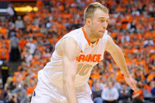 Syracuse's Trevor Cooney Named ACC Player of the Week