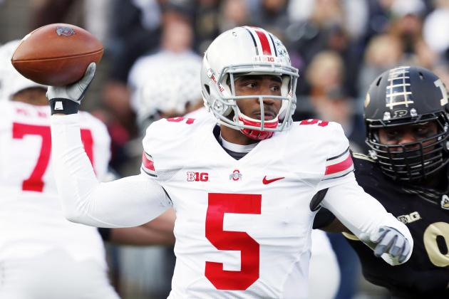 Illinois Football: Previewing Ohio State's Offense