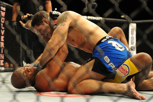 Renzo Gracie: Chris Weidman 'Is Going to Take Anderson Down and Submit Him'