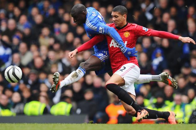 The Rise of Chris Smalling: Can He Replace Either Vidic or Ferdinand?