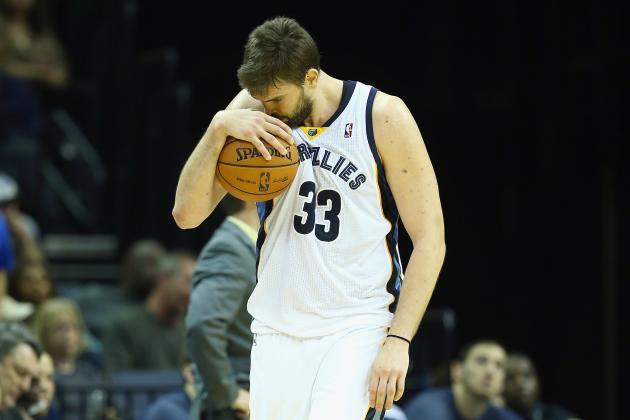 Gasol, Asik and Turner Among Those Who Could Be Moved