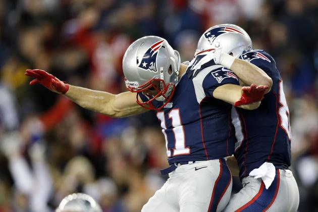 Julian Edelman's Punt-Return Prowess Provides Spark for Patriots
