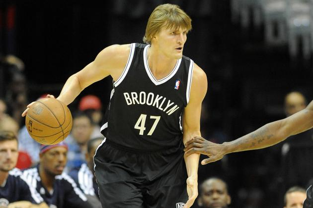 Report: Andrei Kirilenko Not Traveling with Nets on Road Trip