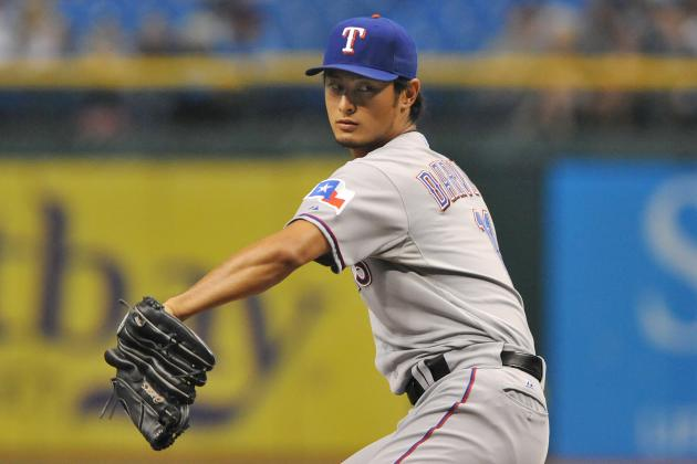 Numbers Tell Story of Why Darvish Should Win Cy