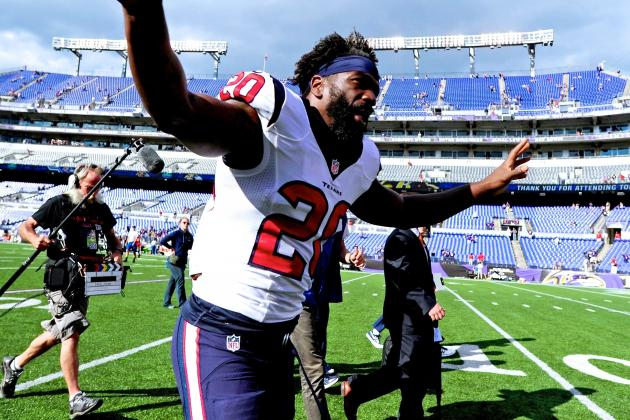 Updates on Ed Reed's NFL Future After Official Release from Houston Texans