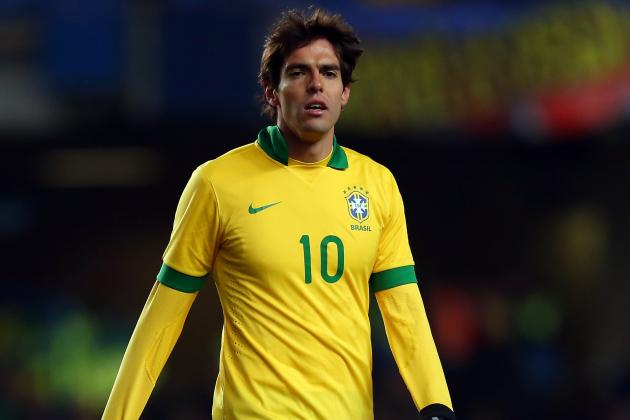 Kaka's Second Coming Could Lead to Brazil Return for 2014 FIFA World Cup