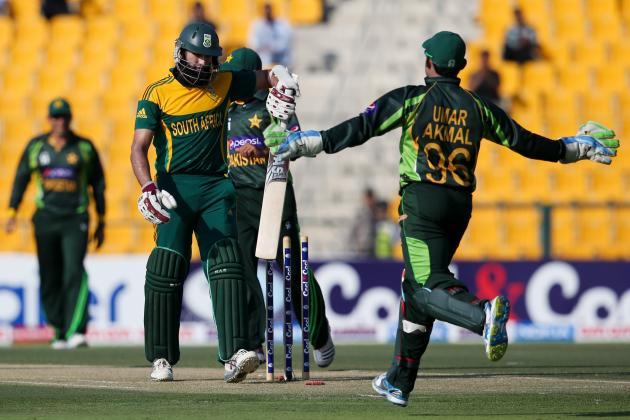 Which Was the Better ODI Series: Pakistan V South Africa or India V Australia?