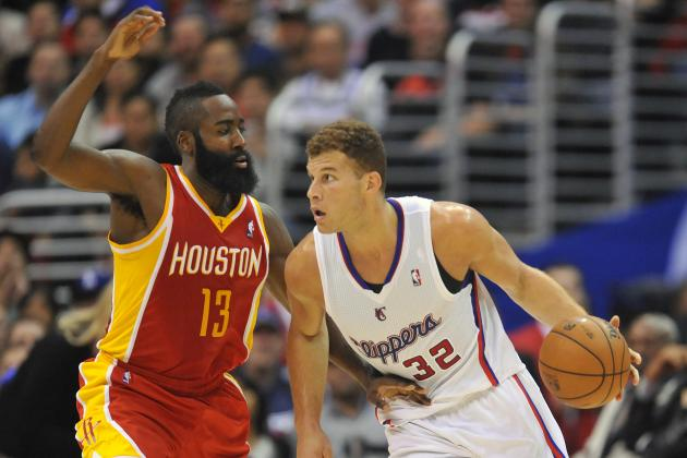 Is James Harden in Danger of Becoming This Season's Blake Griffin?
