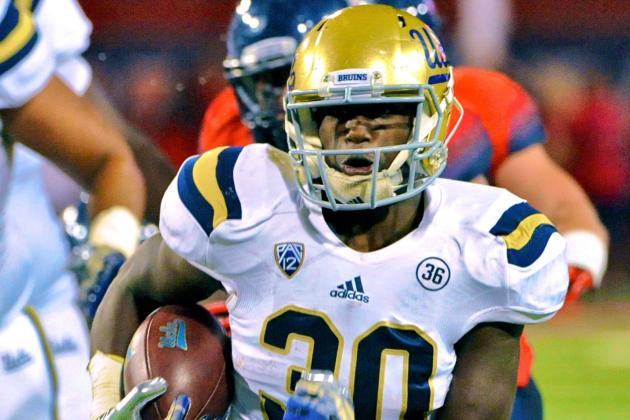 What Was Behind UCLA's Decision to Play Linebacker Myles Jack at RB?