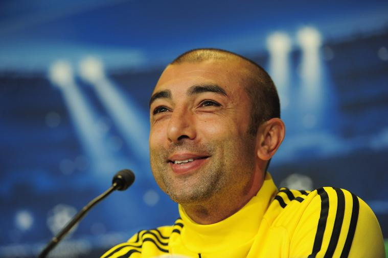 Chelsea Still Paying Ex-Manager Roberto Di Matteo £130,000-a-Week
