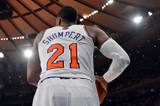 Could an Iman Shumpert Trade Be the Jolt NY Knicks Need to Get Back on Track?