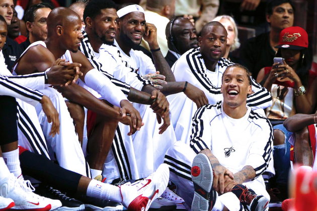 Bullying in the NBA? Don't Hold Your Breath Waiting for That Scandal