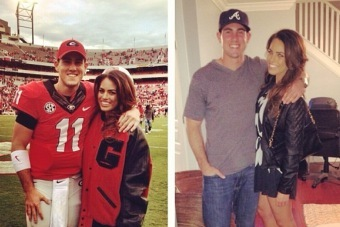 Aaron Murray Reportedly Dating Fox Philly Reporter Kacie McDonnell