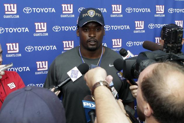 Kiwanuka: Eli Has Carried Our Butts, We Need to Do the Same for Him
