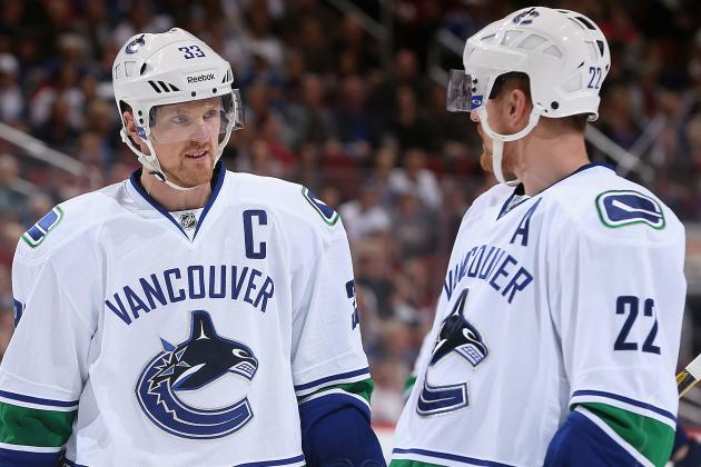 Struggling Sedins Find New Canucks Linemates