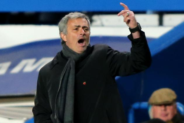 For Chelsea's Sake, Will the Real Jose Mourinho Please Stand Up