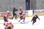 Video: Youth Hockey Player Assaults Opponent with Stick