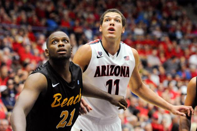 Arizona Basketball: Will Aaron Gordon's Impact Be Bigger on Offense or Defense?