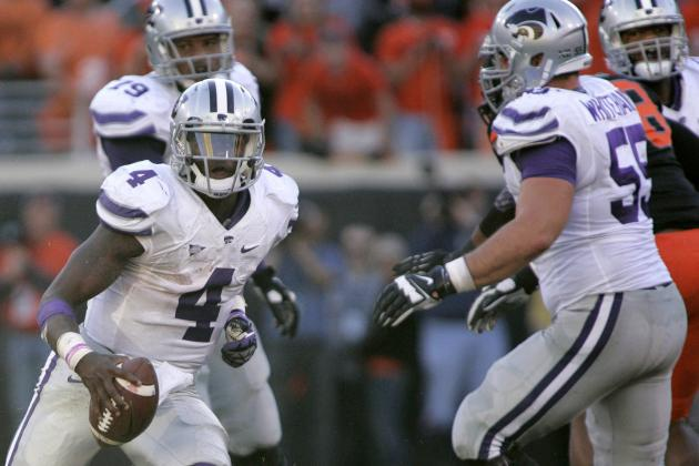 K-State Improving Step by Step