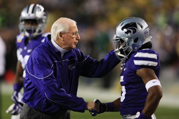 Kansas State Leaned on Snyder's Old-School Preparation for Rebound