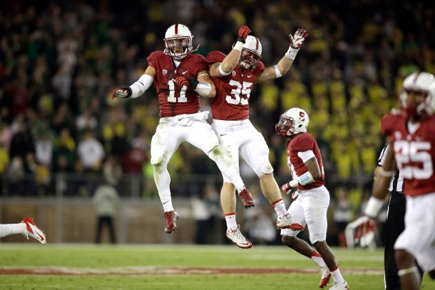 Pac-12 Football Power Ratings: Why Stanford Is Deserving of No. 3 BCS Spot