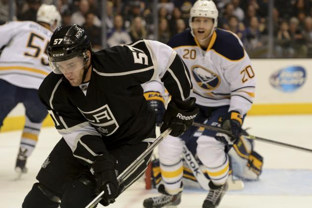 It's a Dream Come True for the Kings' Linden Vey